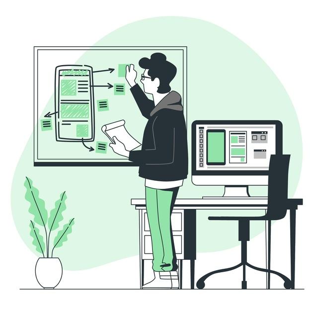 اصول صفحه آرایی در وب و موبایل