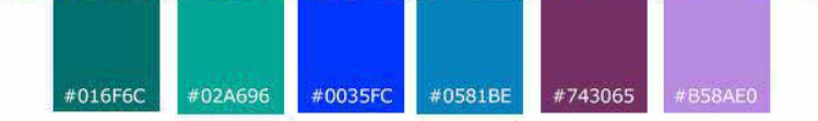 انتخاب رنگی دلنشین برای سایت